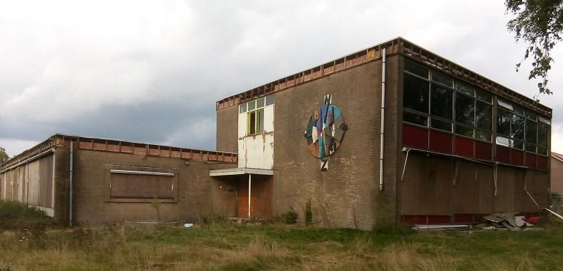 Sloop school Barentszstraat begonnen